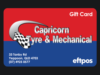 Capricorn_gift_card