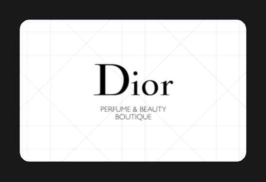 Dior_giftcard