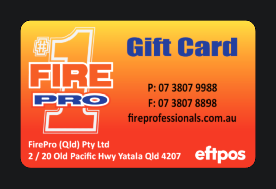 Firepro-giftcard