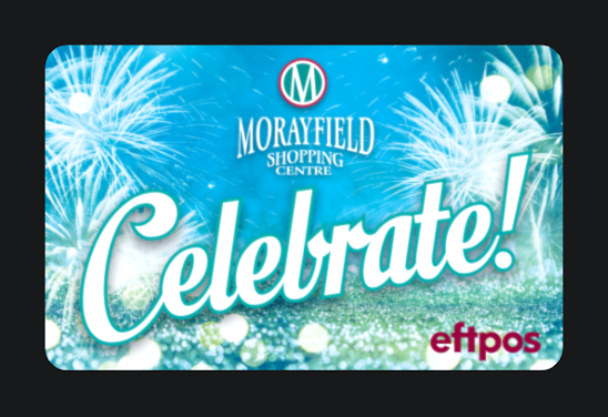 Morayfield Shopping Centre gift card