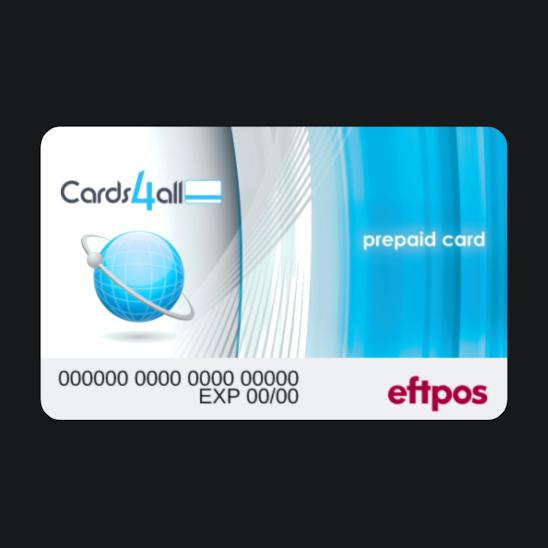 Prepaid ATM Card