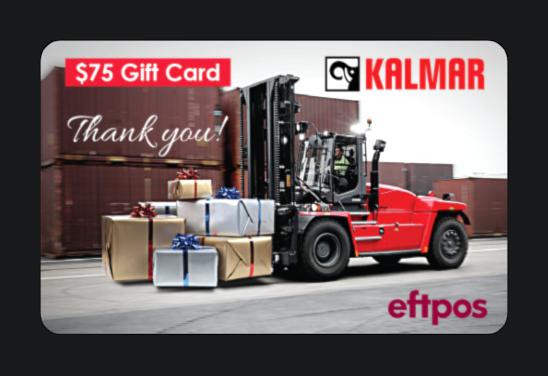 Kalmar-giftcards