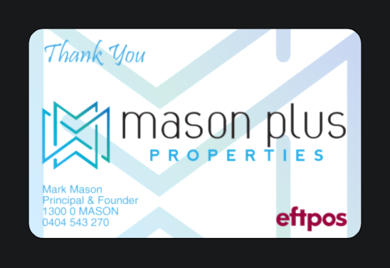 Mason Plus Properties gift cards