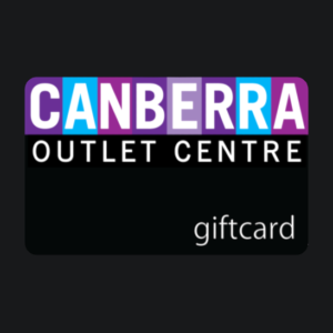 Canberra Outlet Centre gift card